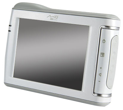 Mio C310x Portable GPS Navigation System