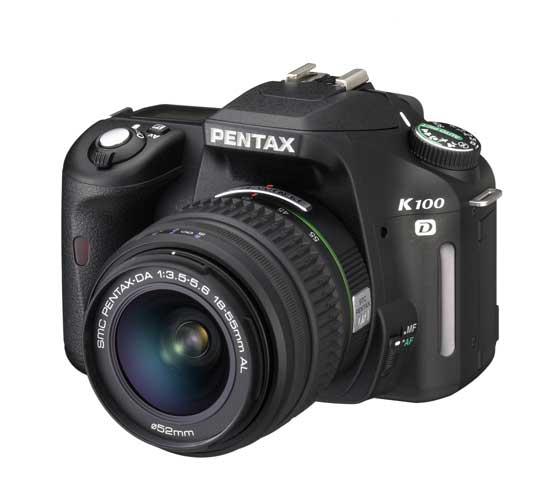 digital camera pentax: