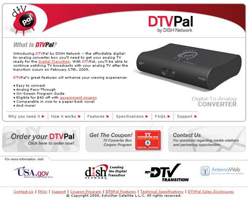 dtvpal dish network echostar tr 40 now available sadly not free rh soundadviceblog com