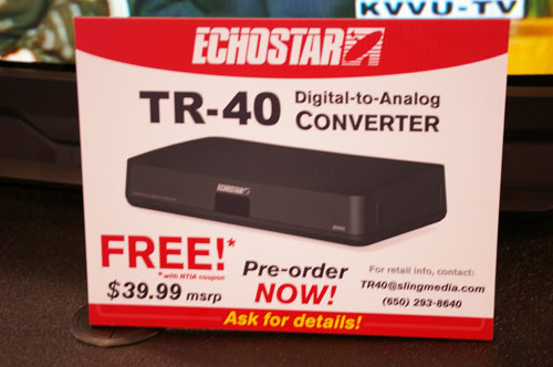 Dish Network Digital Converter Box