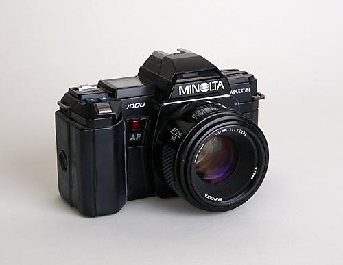 Minolta 7000 Pictures Day 9 Minolta Maxxum 7000